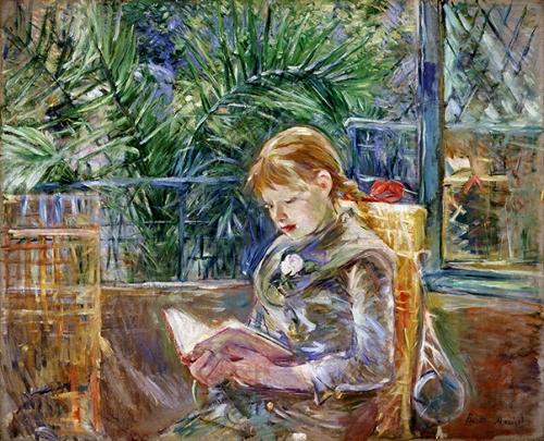 peinture, berthe morisot,impressionnisme