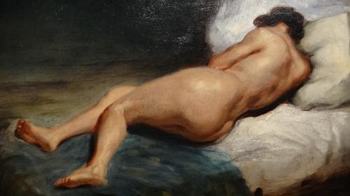 peinture, delacroix,