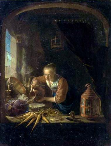 peinture,vermeer,hollande,louvre,dou,