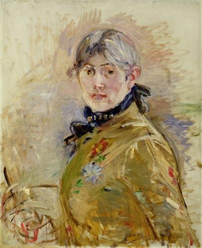 peinture,berthe morisot,impressionnisme,jacquemart-andré