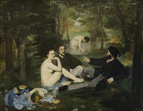 peinture, manet,impressionnisme