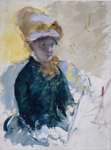 peinture,mary cassatt,impressionnisme,jacquemart-andré