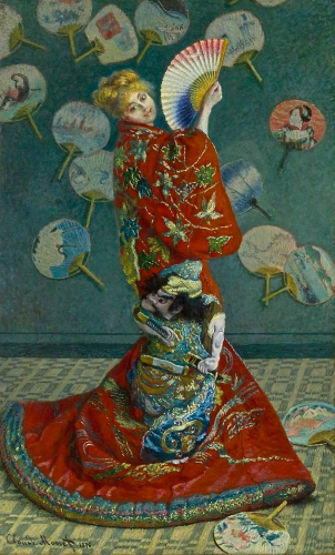 peinture, monet, camille, impressionnisme, estampes