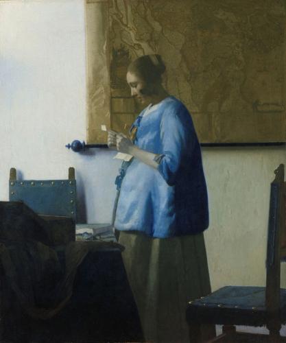 peinture, Rijksmuseum, Vermeer