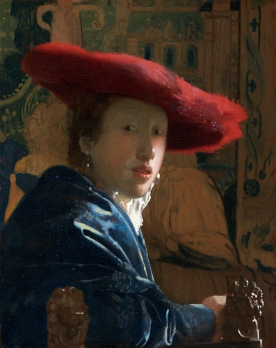 peinture, vermeer, national gallery,