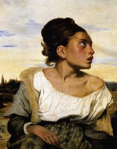 peinture,delacroix,