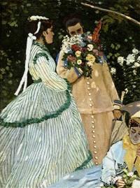 Monet - femmes au jardin détail 1867 orsay.jpg