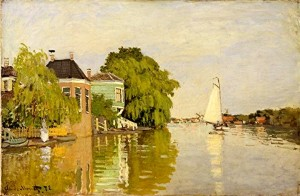Monet - zaandam 1871 metropolitan new york.jpg