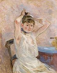 peinture,morisot,néo-impressionnisme