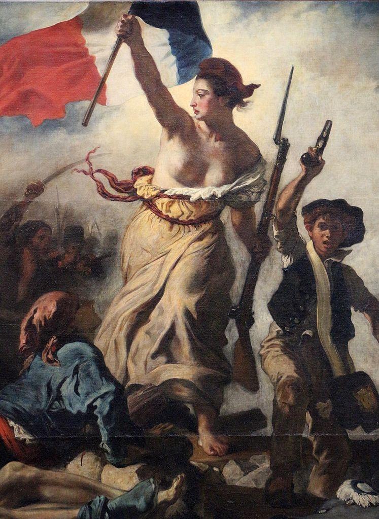 peinture,écriture,delacroix,louvre,liberté