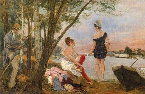 peinture,chatou,fournaise,impressionnisme