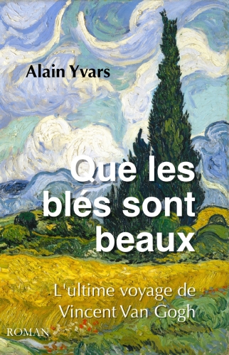 peinture, van gogh, que les blés sont beaux, Maryna Uzun