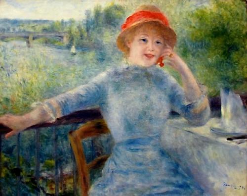 peinture,renoir,impressionnisme,orsay,chatou,maison fournaise