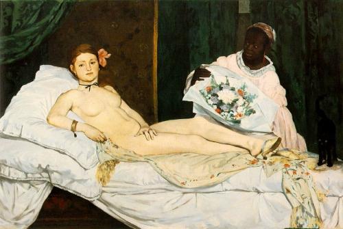 peinture, manet, olympia, orsay