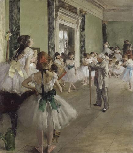 peinture,impressionnisme,nadar,leroy,charivari, Degas