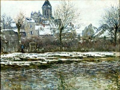 Monet - église de vétheuil neige 1878 orsay.jpg