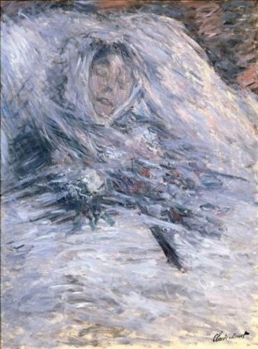 Monet - camille sur lit de mort 1879 orsay.jpg