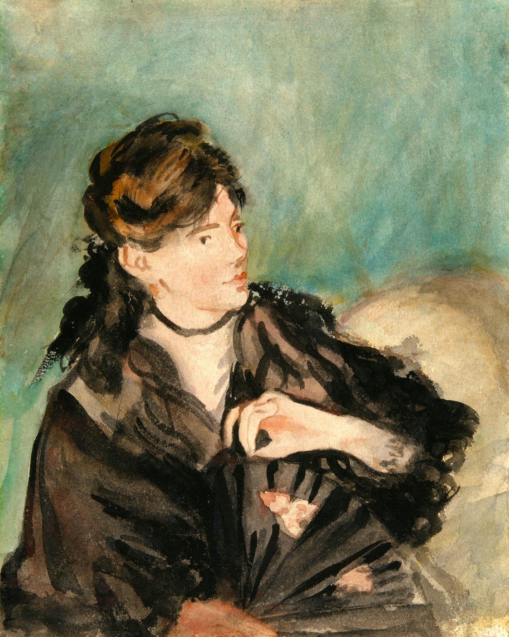 peinture, musée d'orsay, impressionnisme berthe morisot,