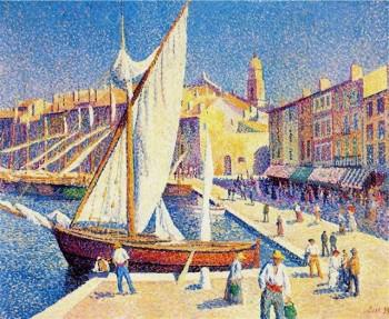 Luce - le port de saint-tropez 1893 -particulier.jpg