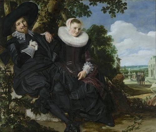 peinture, hals, haarlem, hollande