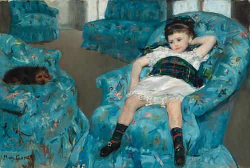 peinture, mary cassatt, impressionnisme