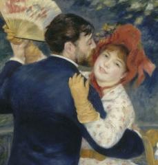 peinture, nouvelles, oeuvres, Renoir