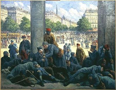 luce - gare de l'est 1917 musée de l'armée paris.jpg