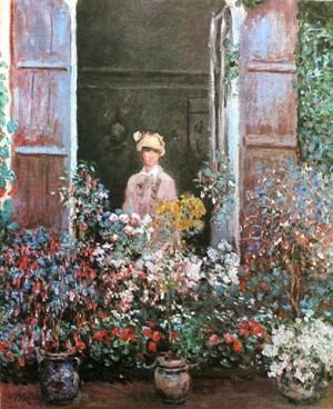 Monet - camille à sa fenêtre1873 privée.jpg