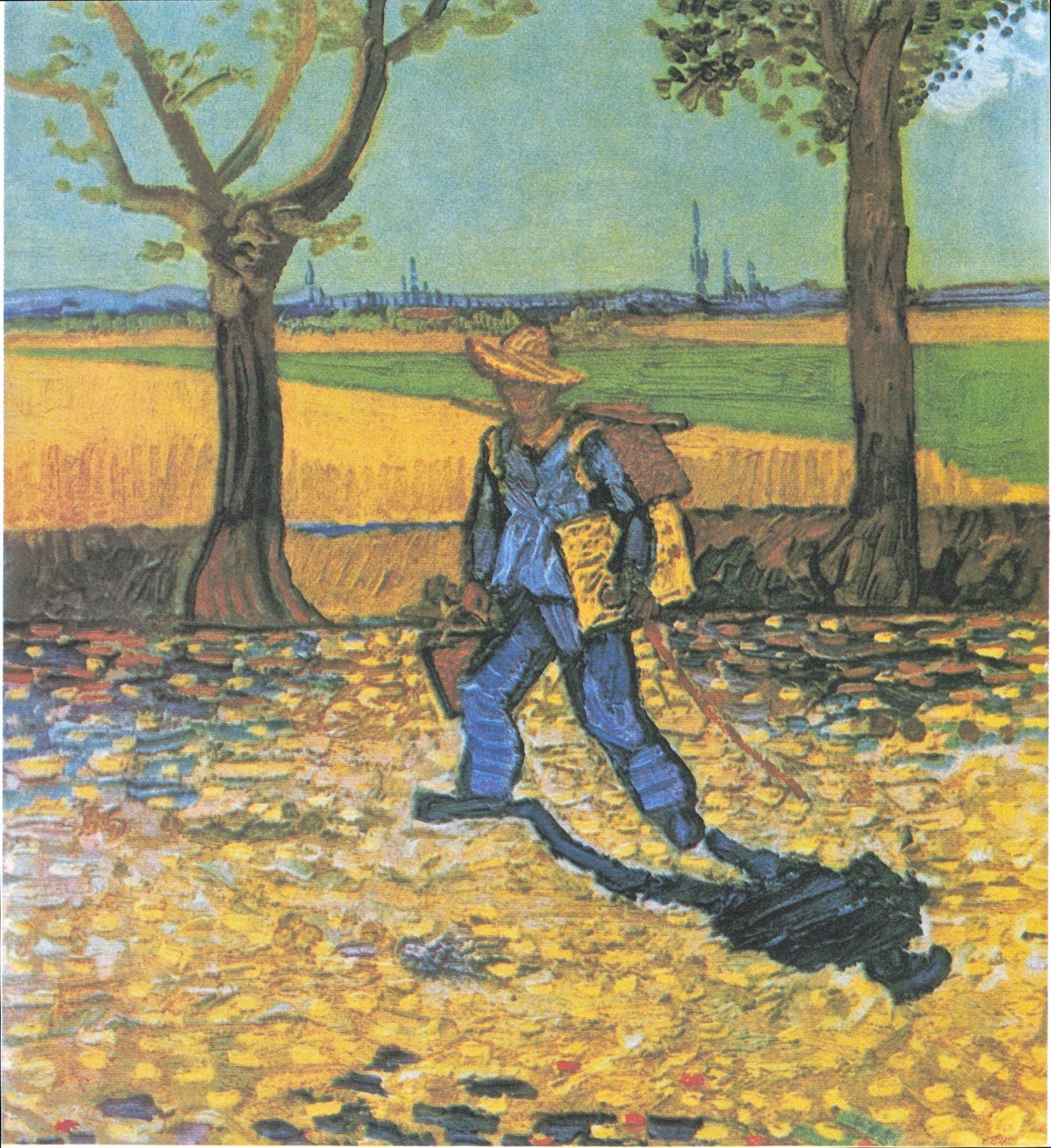 peinture,van gogh,Arles