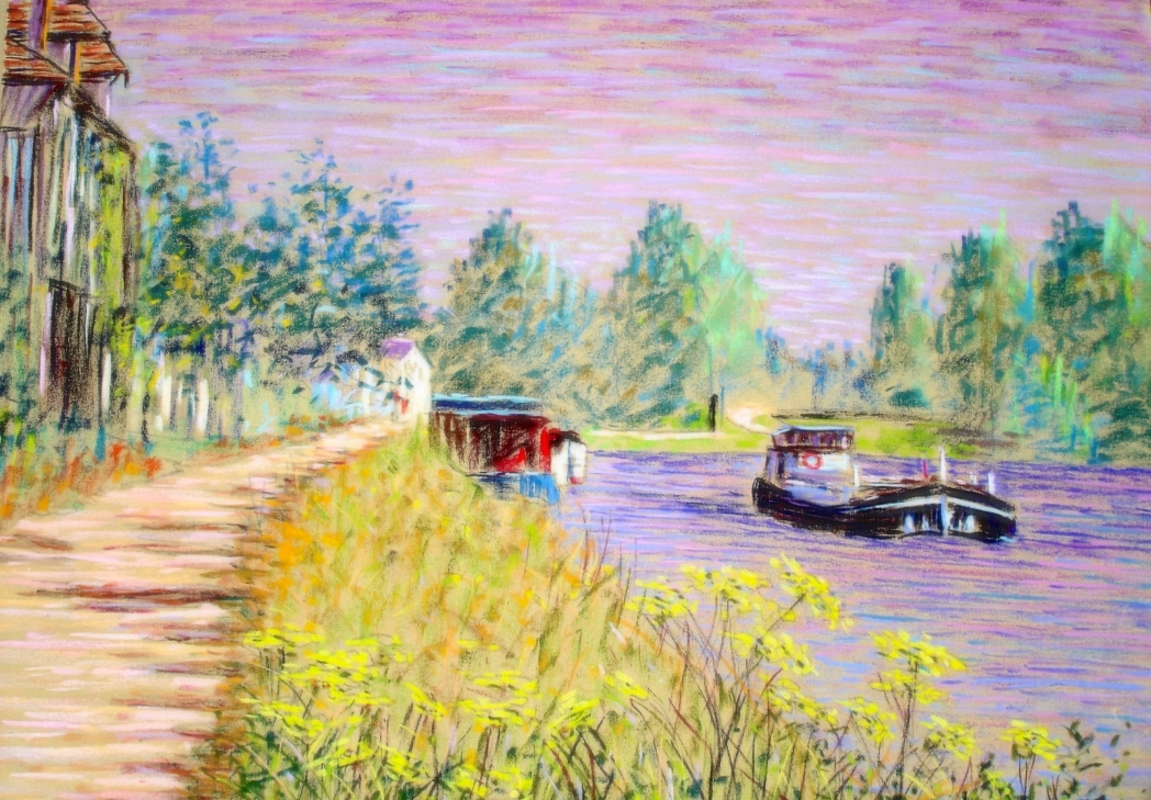 peinture,pastel