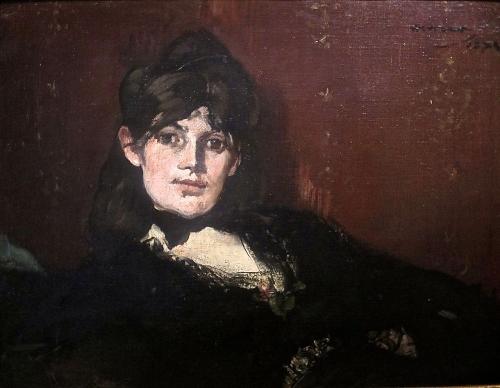 peinture,  berthe morisot, impressionnisme,