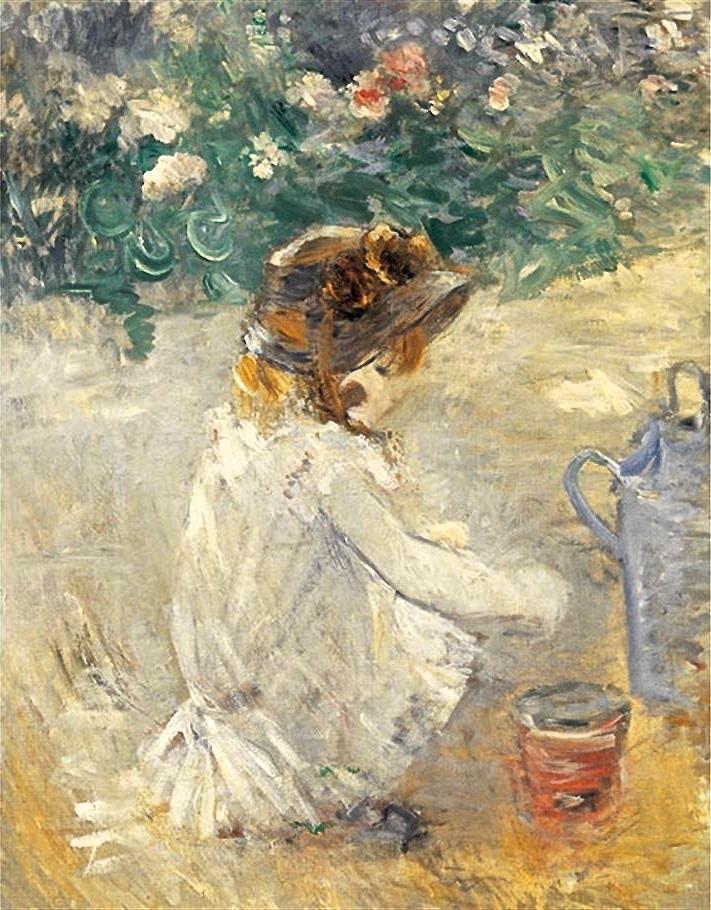 peinture,musée d'orsay,impressionnisme berthe morisot