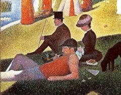 peinture,impressionnisme,seurat