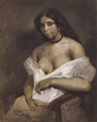 peinture,delacroix,romantisme