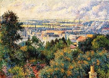 Luce - vue de montmartre 1897 Otterlo.jpg
