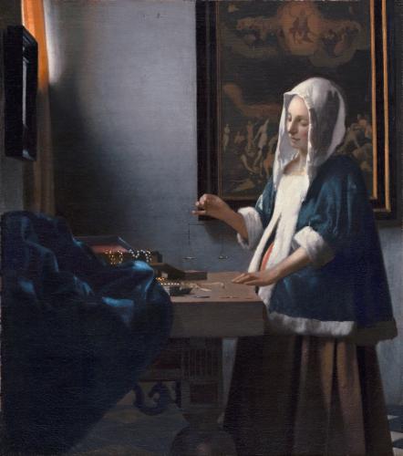 peinture,  hollande, vermeer, louvre