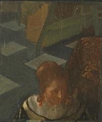 peinture,vermeer,louvre,peinture hollandaise