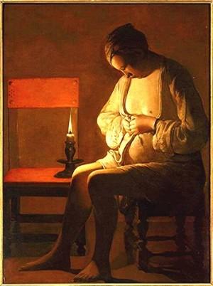 la tour - la femme à la puce - musée nancy.jpg