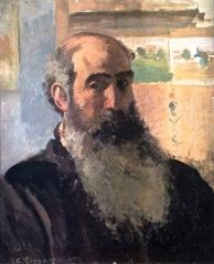 peinture, pissarro, impressionnisme