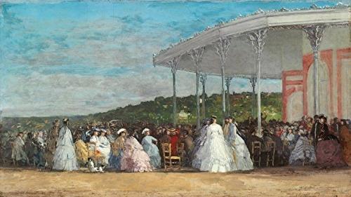 peinture, Boudin, impressionnisme, Monet
