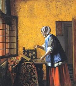 peinture,de hooch,delft