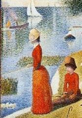 peinture,,impressionnisme,seurat,