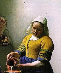 peinture,vermeer,hollande,louvre,