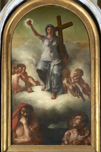 peinture, delacroix, géricault,