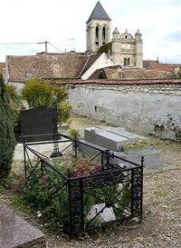 tombe de Camille Monet à Vétheuil.JPG