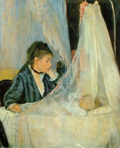 peinture, impressionnisme, berthe morisot,