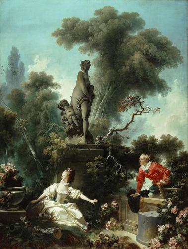 baudelaire,fleurs du mal,poèmes, Fragonard