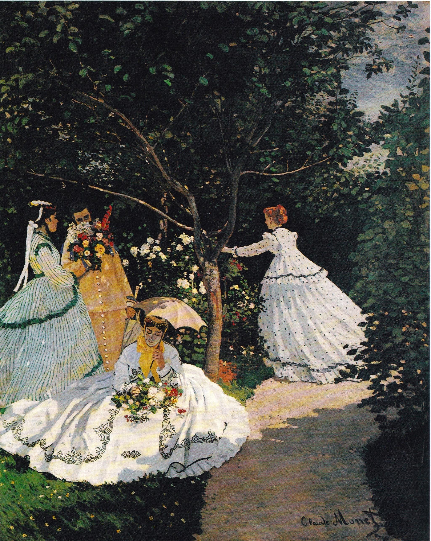 peinture,Claude Monet, impressionnisme