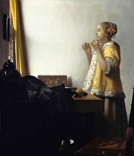 peinture,vermeer,van mieris,ter borch,hollande,louvr