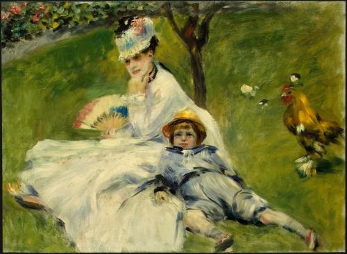 peinture,argenteuil,renoir,camille,impressionnisme